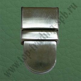 Застежка YB 029 (С419) никель браш полир