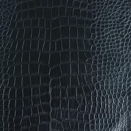 ПВХ имит. кожи B 3701  черный