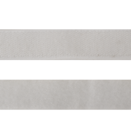 Велкро  20 мм 101 бел