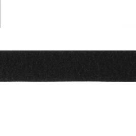 Велкро  25 мм 322 черн петля