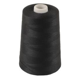 Нитки 20S/2 322 черные (3000Y)