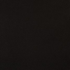 1680Д флэт ПВХ 322 черный полиэстер 0,5мм оксфорд K168AF 322 черный