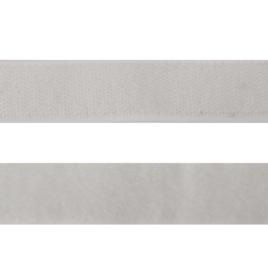 Велкро  25 мм 101 бел
