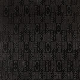 Ткань дубл. ПВХ Z1494 №2 черн.