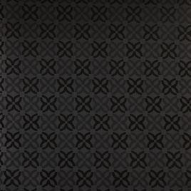 Ткань дубл. ПВХ 1498 черн № 7