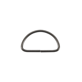 Полукольцо 30-31мм бл/ник 2,5мм