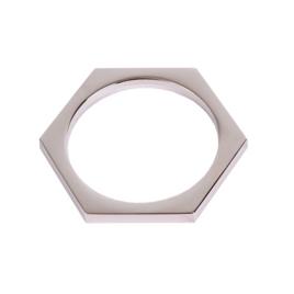 Кольцо литое О 102 никель 35 мм