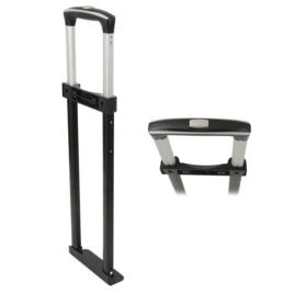 Стойки д/чемодана  в сборе H84A - 2 20 матов. никель