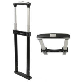 Стойки д/чемодана  в сборе H84A - 3 18 матов. никель