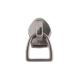 Бегунок №5+PD 006-Р090606 С (№5) никель роллинг витая молния