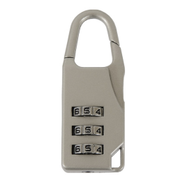 Замок навесной код PD-9003  мат ник