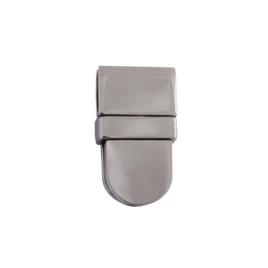 Застежка YB 029 (С419) никель полир