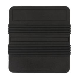 Прихватка черн. 110*120мм (Ц)