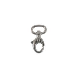 Карабин А 522 13мм (7484) никель роллинг