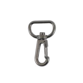 Карабин К 3721С (109 19мм) блек никель роллинг