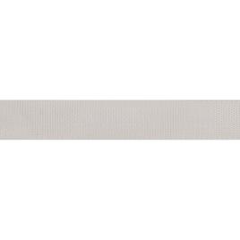 Лента ременная 25 мм 15,7 белая #
