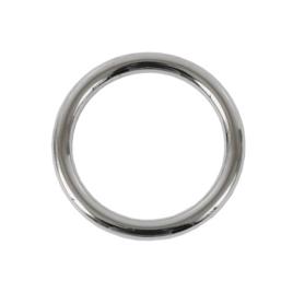 Кольцо литое А-030 (1344) никель полир 40 мм