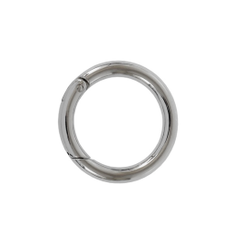 Кольцо разъемное О 058 внутр.d=34 мм (2229) никель полир