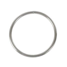 Кольцо №8 разъемн 4/60/68мм никель роллинг