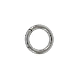 Кольцо разъемное О 058 внутр.d=26 мм (2339) никель полир