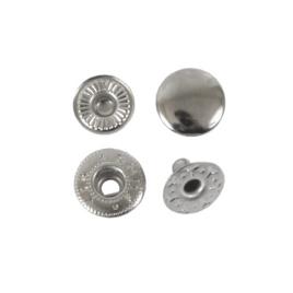 Кнопка галант 10мм никель роллинг