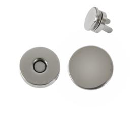 Магнитная кнопка PX209 (7589) никель полир
