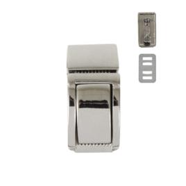 Застежка PX109 ( C197 ) никель полир