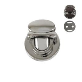 Застежка 6550 никель полир