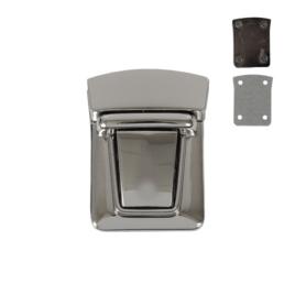 Застежка YB 301 никель