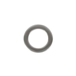 Кольцо литое 453 никель полир 25 мм