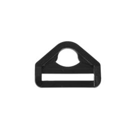 Полукольцо 30мм H 5002  (MF 1890) черн Цвет gcc 322 черный