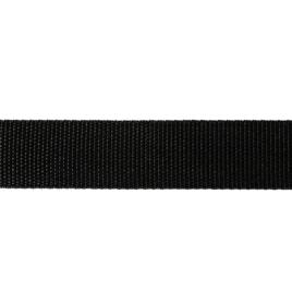 Лента ременная черная 30 мм 15,7 гр (Р)