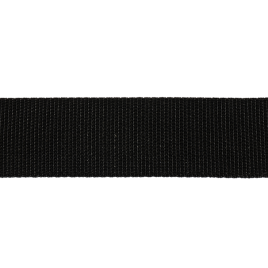 Лента ременная черная 38 мм 21 гр (Р)