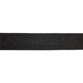 Лента ременная черная 38 мм 17,5 гр (Р)