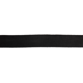 Лента ременная черная 30 мм 9,5 гр (Р)
