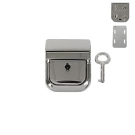 Замок YC 649 никель