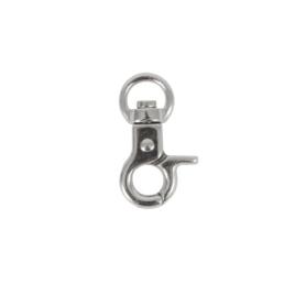 Карабин WL 1032 9мм (7548) никель роллинг