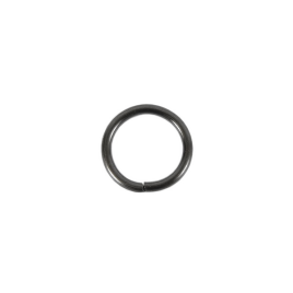 Кольцо №15 разъемн 1,85/13,7/17,4мм бл никель роллинг