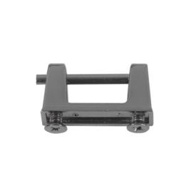 Ручкодержатель ЕМ-203 (F 021 Z) блек никель полир