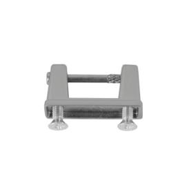 Ручкодержатель ЕМ-203 (F 021 Z) мат/никель выс кач+лак