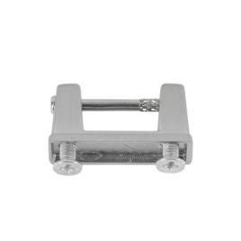 Ручкодержатель ЕМ-203 (F 021 Z) браш никель полир