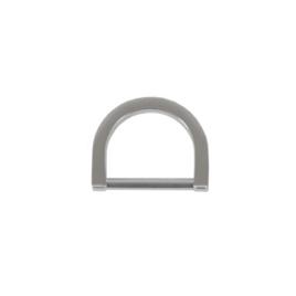 Полукольцо 4176 20мм браш никель