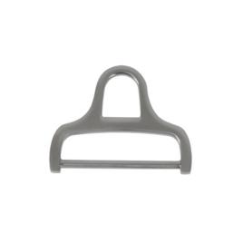 Ручкодержатель XB-0683 ( 4013 ) 38,4мм браш никель полир