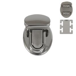 Застежка C 964-1 никель полир