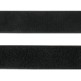 Велькро  50 мм 322 черн нейлон