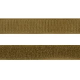 Велькро  25 мм 509 хаки нейлон
