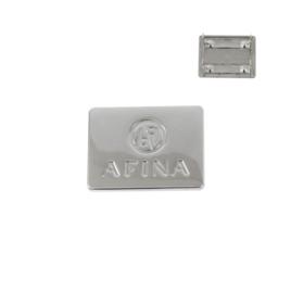 Мулька 1430 AF никель полир+вдавл лого
