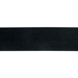 Резинка 50 мм черн вязанная - 0050