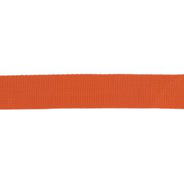 Лента тканная 30мм 157 оранж 15,7