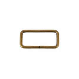 Кольцо овальное RCT 40мм (3,5мм) антик роллинг